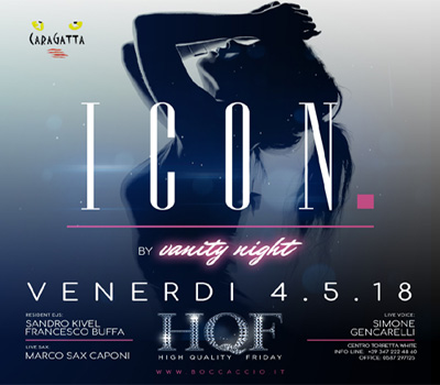 HQF - CARAGATTA - ICON - Boccaccio Club