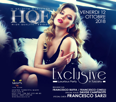 HQF - CARAGATTA - EXCLUSIVE - Boccaccio Club