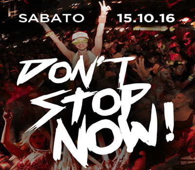 VIBE - VIBE RECYCLE - DON'T STOP NOW - Boccaccio Club