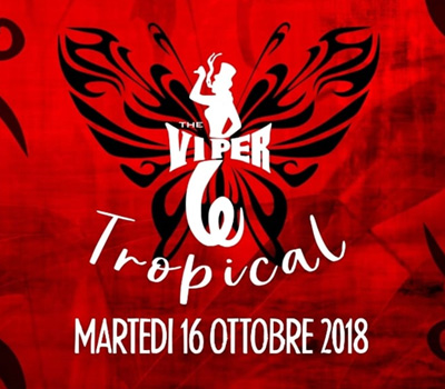 VIPERA - TROPICAL - Boccaccio Club