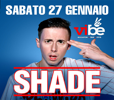 VIBE - SHADE - Boccaccio Club